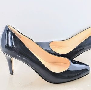 Navy Blue Pumps